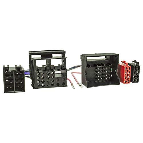 tomzz Audio 7308-000 T-Kabel ISO passend für Citroen Peugeot zur Einspeisung von Freisprecheinrichtung ISO Verstärker für THB Parrot Dabendorf i-sotec Match
