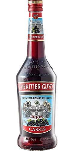 LIQUORE LH-GUYOT CREME DE CASSIS 15° L'HÉRITIER-GUYOT - 1 bottiglia 0,7 L Liquore di cassis