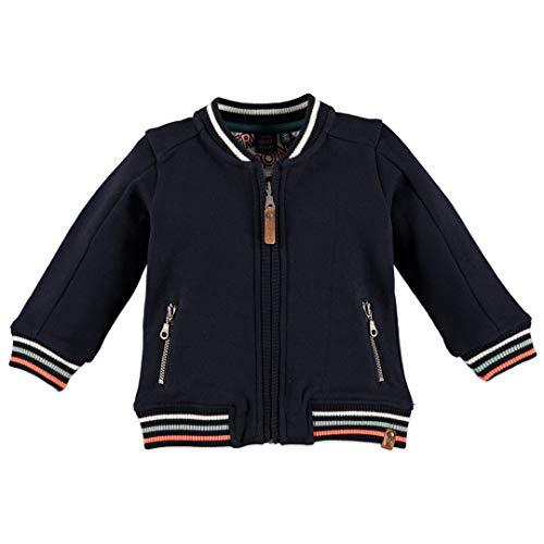 Babyface Jungen Langarm Jacke 0107409 in dunkelblau, Kleidergröße:86, Farbe:dunkelblau