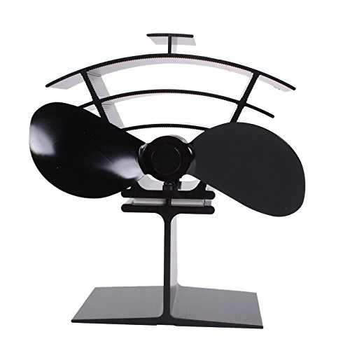 Varde Kaminofen-Ventilator \'Ventum II\'