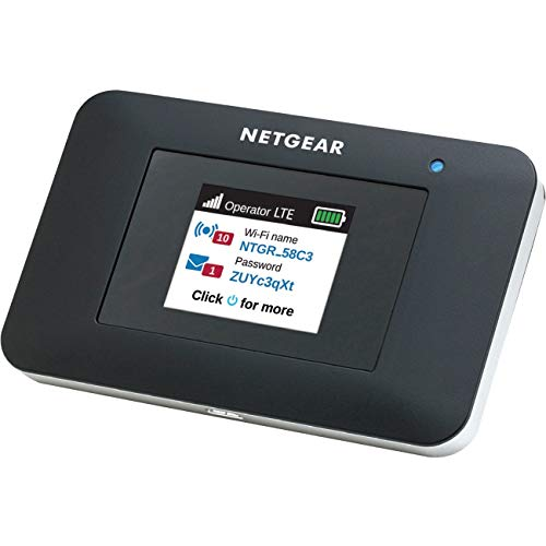 Netgear Mobile WiFi Hostpot/4G LTE Router (AC797-100NAS)/400Mbps Download Speed