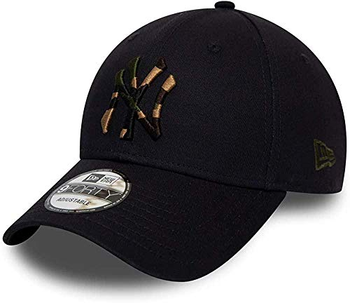 New Era 9forty New York Yankees Herren Kappe Blau