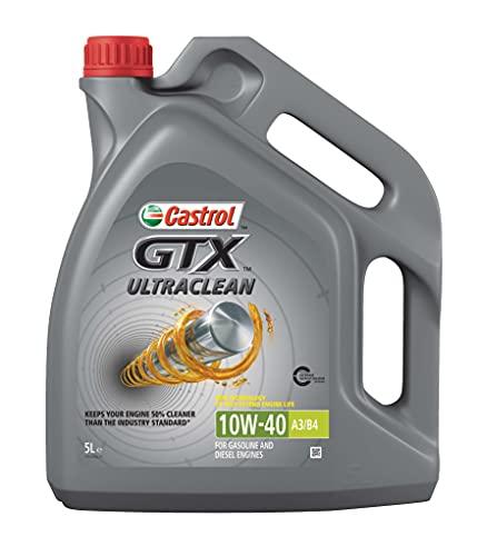 Castrol GTX ULTRACLEAN 10W-40 A3 Bild