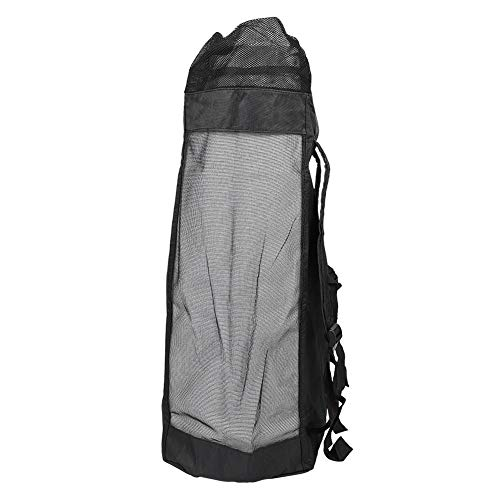 Dilwe Bolso de Hombro de Gran tamaño, Mochila de Equipo de Deporte al Aire Libre Grande Grande Impermeable Plegable para Esquiar Senderismo Camping Pesca