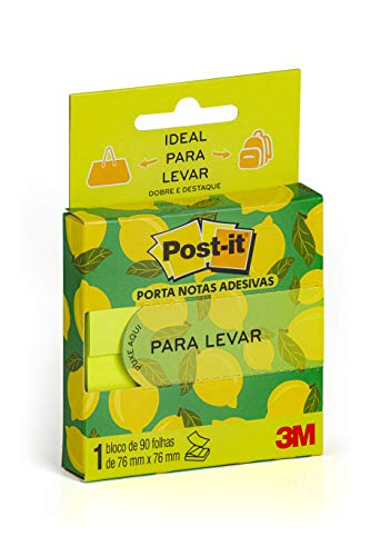 Post-it Notas Para Levar Verde