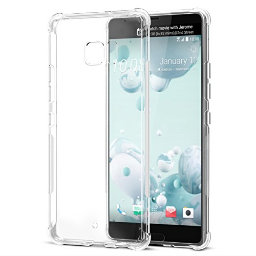 htc u ultra clear case