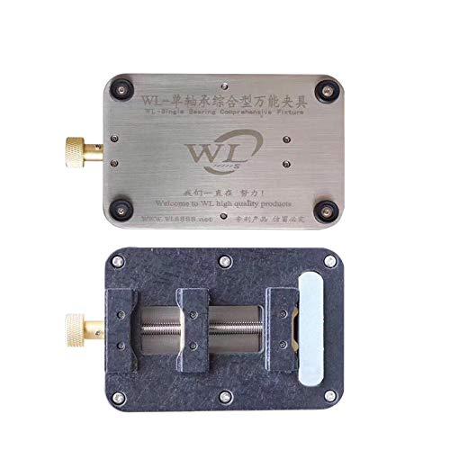 ExcLent Único rodamiento reparación de la placa base de sujeción de la placa madre PCB BGA Holder accesorio reparar molde herramienta