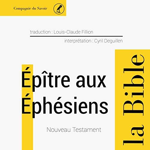 Épître aux Éphésiens cover art