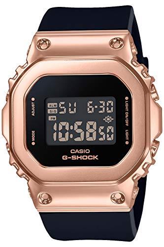 [カシオ] 腕時計 ジーショック ミッドサイズモデル GM-S5600PG-1JF ブラック