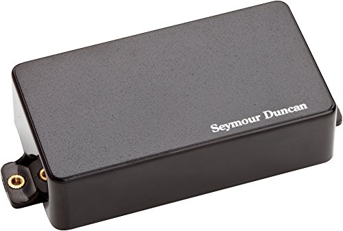 Seymour Duncan AHB-1 Blackouts Active Humbucker Pickups - (Bridge Position) (Black)