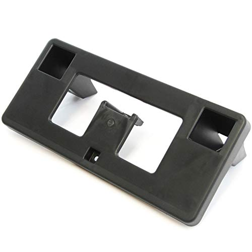 Red Hound Auto Front License Plate Bumper Mounting Bracket Compatible with Honda Accord 2006-2007 4 Door Frame Holder (fits 4 Door Sedan Models only, Will not fit Coupe Models)