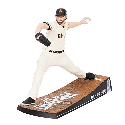 McFarlane World Series 2014 Madison Bumgarner San Francisco Giants Limited Edition Figur
