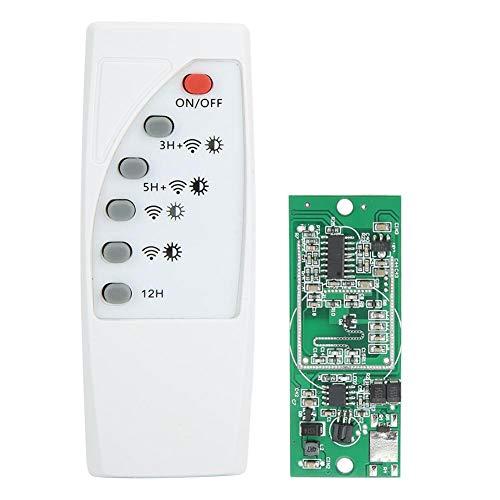 Módulo de sensor - Módulo de sensor de control de placa de circuito de luz de controlador solar de radar de microondas 3,7 V 7,4 V