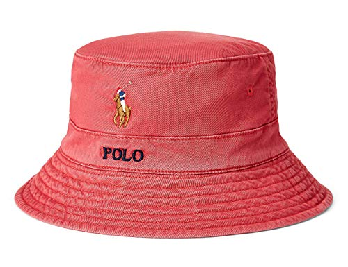 Ralph Lauren Herren Stretch Baumwolle Twill Bucket Hat -  -  L/XL