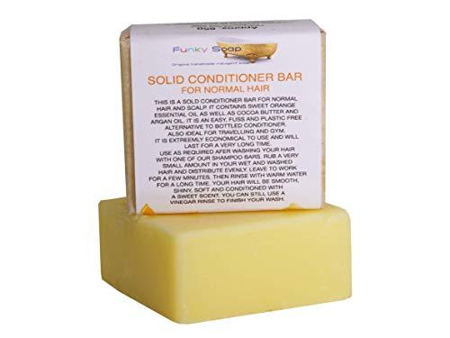 Solide Après-shampoing Barre pour Normal Cheveux,...