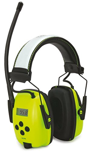 Honeywell 1030332 Howard Leight Sync Radio HiViz Earmuff