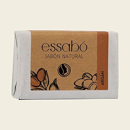 Essabó JABON Artesano ARGAN Estuche 6 Uds/100 gr, Estándar, Único