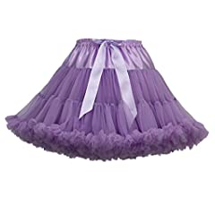 Falda Tul Capas Faldas de Tul Falda Capa Tutu Mujer Disfraces Con ...