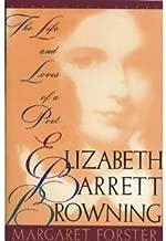 Elizabeth Barrett Browning (Vermilion Books) by Margaret Forster (1990-04-26)
