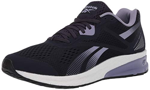 Reebok Women's HARMONY ROAD 3.5, Purple Delirium/Violet Haze/Black, 5.5 US medium