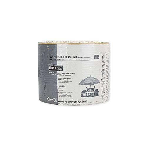"""Grace Vycor Aluminum Flashing 6"""" x 50"""