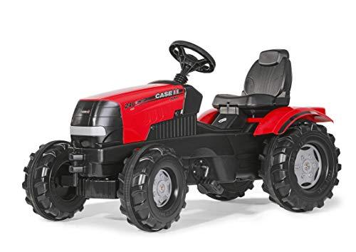 Rolly Toys - Traktoren & Anhänger in Red / Black, Größe 106 cm × 53 cm × 60 cm
