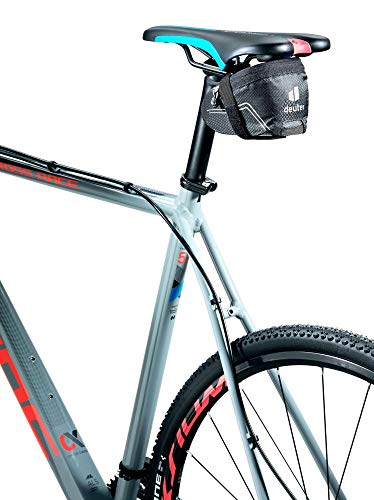 deuter Unisex– Erwachsene Bike Bag Race II Fahrradtasche, black, 0,5 L