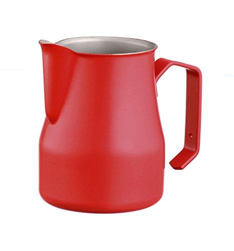 Motta Jarra para emulsionar Leche, Rojo, Centimeters