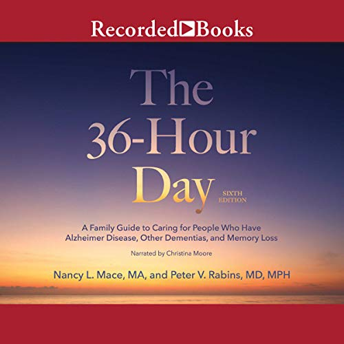 The 36-Hour Day, 6th Edition audiobook cover art