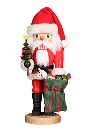 Christian Ulbricht Nutcracker Santa Claus Bag - 41 cm / 16.1 inch