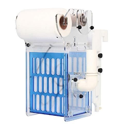 Bubble Magus Automatischer Rollfilter Auto Vliesfilter Ölfilter Ölfilter Roller für 600L Aquarium Tank Marine Reef
