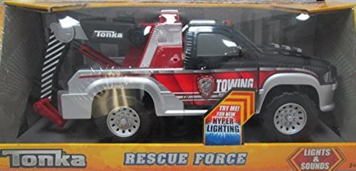 Tonka lumières and Sounds Tow Truck by Tonka