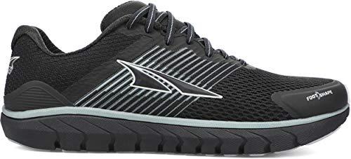 ALTRA Women's AL0A4QTQ Provision 4 Road Running Shoe, Black - 7 M US