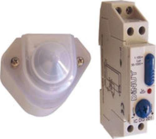 Dinuy modular - Interruptor crepuscular modular regulación 1000 lux