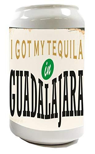 Salvadanaio Viaggi Cucina Guadalajara Messico Ceramica Stampato