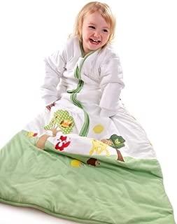 3.5 tog sleeping bag with sleeves