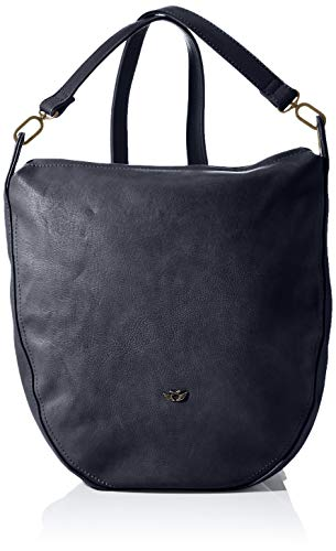 Fritzi aus Preussen Damen Norie Backpack medium Rucksack, Navy, One Size