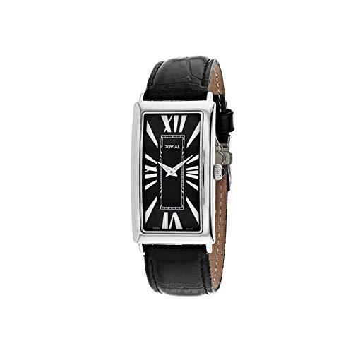 Watch Jovial Herren Klassische Armbanduhr Mineralglas 08036-MSL-04 08036-MSL-04