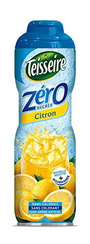 Teisseire Sirup 0% Zucker Zitrone 600ml