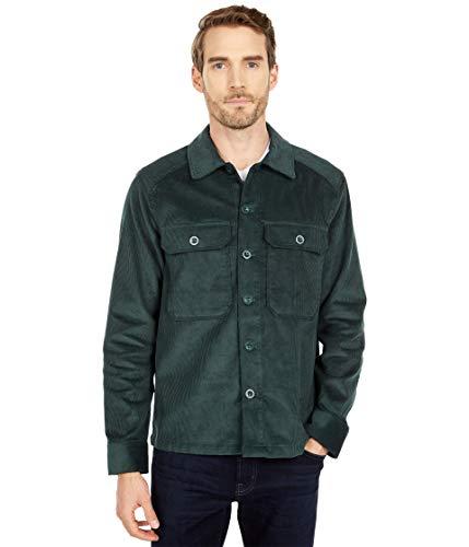 Michael Kors Two-Pocket Corduroy Jacket Spruce Green MD