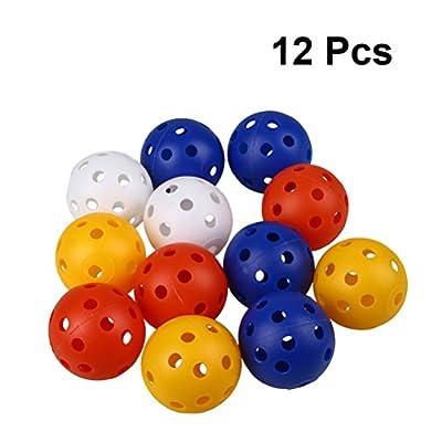 TOYMYTOY 12pcs perforó bolas