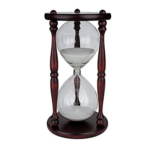 Koch - Reloj de arena - Color marrón/rojo
