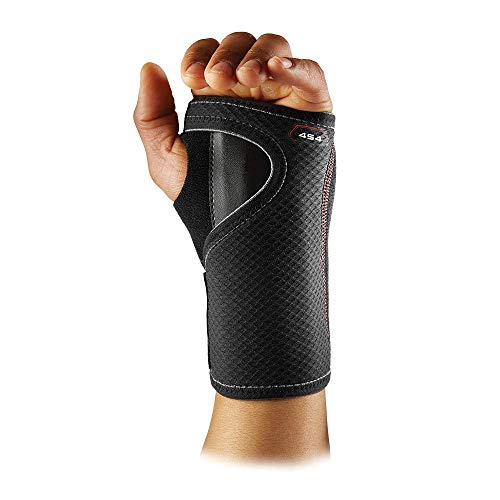 McDavid Wrist Brace Adjustable. For Support, Carpal Tunnel, Splint, Arthritis, Pain Relief, Left or Right Hand and Thumb.
