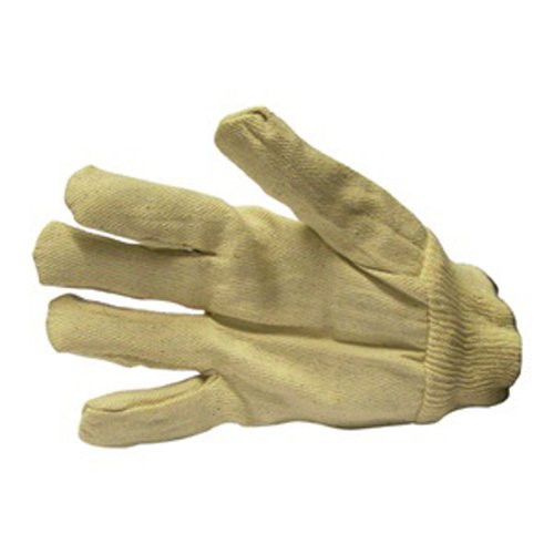 AES S.1406 Cotton Drill Glove, Pack of 2