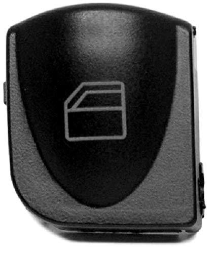 Twowinds Cubierta de Reemplazo del Botón Izquierdo Consola Control de Ventana C-Class W203 A2038210679