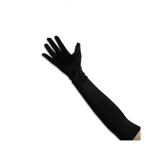 cb7633442a853 Tapp Collections™ Classic Adult Size Long Opera/Elbow/Wrist Length Satin  Gloves