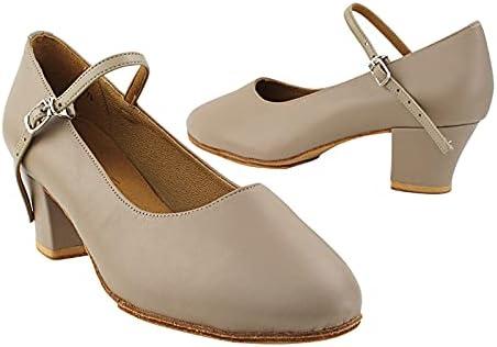 Very Fine Dance Shoes Ballroom Latin Salsa for Women - Double Sole C1682DB 1.6 inch Heel