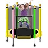 LXXTI Garten Trampoline Kinder, Gartentrampolin Mit Sicherheitsnetz, Trampoline Inkl....