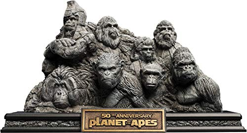 Weta Collectibles Planet of The Apes Statue Apes Through The Ages 29 cm Statues