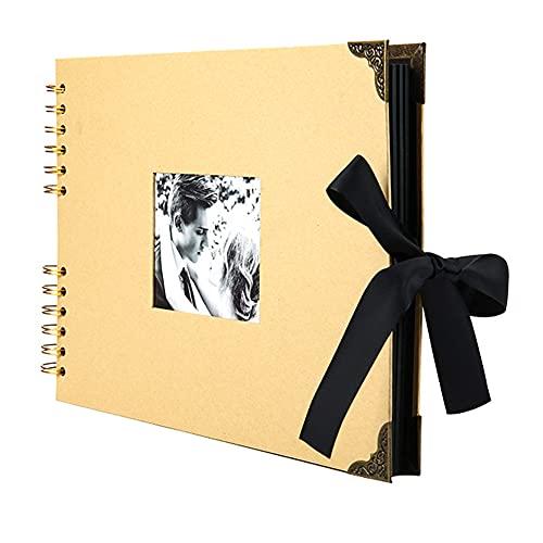 Nicejoy Álbumes De Fotos De Scrapbook, Álbum De Fotos, Libros De Memoria,...